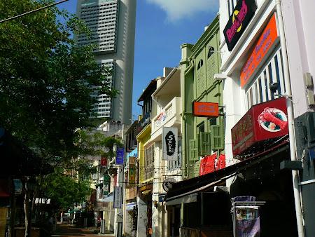 Singapore: Quay