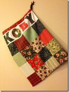 Koby's Santa Sack