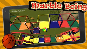 Screenshot of Marble Boing 3D