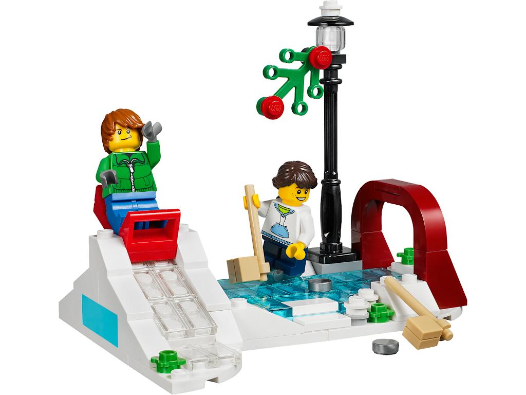 Конструктор Lego Creator Вертолет красный 31057