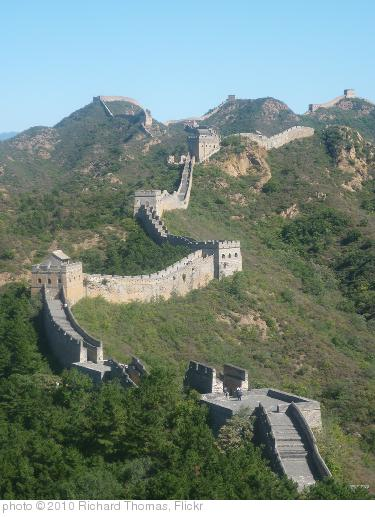 'Great Wall of China' photo (c) 2010, Richard Thomas - license: http://creativecommons.org/licenses/by-nd/2.0/