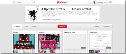blog Pinterest