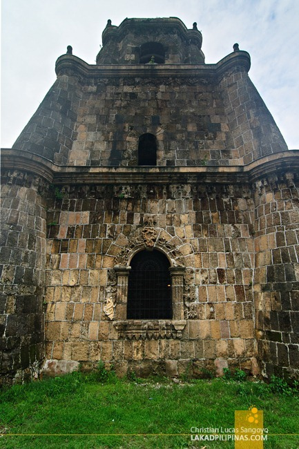 Miag-Ao Church's Tower