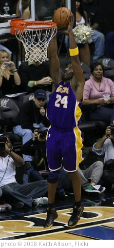 'Kobe Bryant' photo (c) 2008, Keith Allison - license: http://creativecommons.org/licenses/by-sa/2.0/
