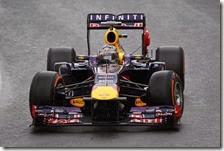 Vettel conquista la pole del gran premio del Brasile 2013