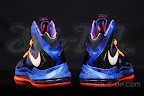 nike lebron 10 ps elite blue black 1 06 Release Reminder: Nike LeBron X P.S. Elite Superhero