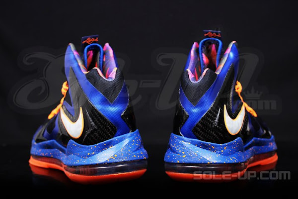 Nike LeBron X PS Elite 8220Superhero8221 8211 New Photos