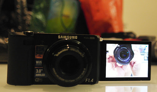 [Camera] 從「不同的角度」來看世界-「Samsung EX2F」開箱與使用心得分享!