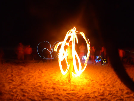 End of the World: Dancing with fire in Tulum