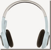 Buy Logitech 981-000463 Wireless Headset for iPad at Rs. 1900 only