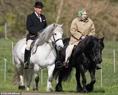 Queen Riding