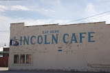 """Lincoln Cafe"" - copyright David Thompson"