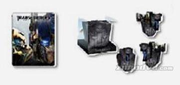 แผ่น Transformers Dark Of The Moon แบบ DVD และ BluRay จะเริ่มจำหน่ายในเดือนพฤศจิกายนนี้