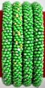 rollover bracelet green