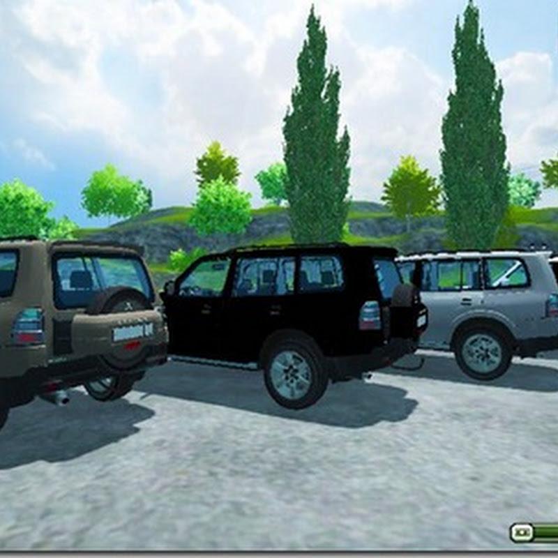 Farming simulator 2013 - Mitsubishi Montero Pack v2.0