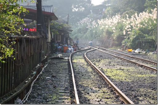 菁桐-鐵道
