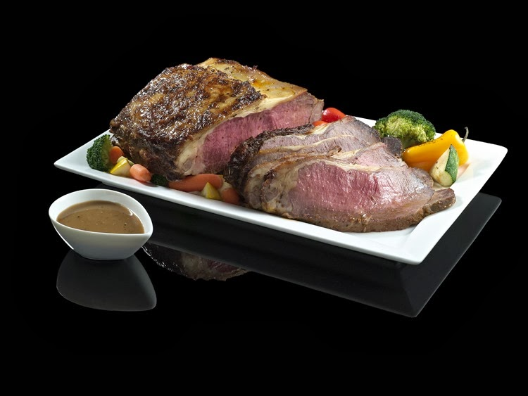 Roast New Zealand Striploin of Beef(Black)_10786