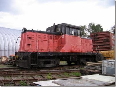 IMG_6453 Centralia-Chehalis Railroad Association Vulcan 45-Tonner on May 12, 2007