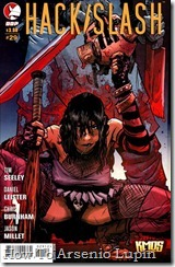 P00029 - Hack and Slash #29