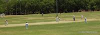 Cricket wird immer und überall gespielt...wer soll diesen Sport verstehen ??