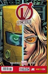 Vengadores Secre