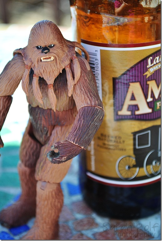 Chewbacca-with-a-beer