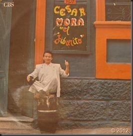 Cesar Mora Frente