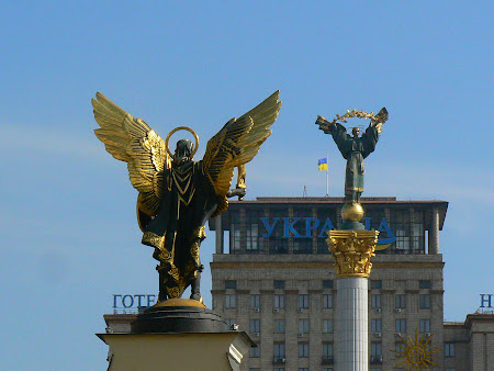 19. Independence Square Kiev.JPG