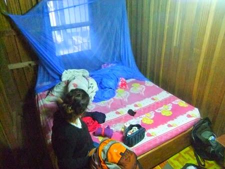 Phoy Lathda guesthouse, Pak Beng, Laos
