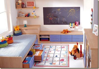 muebles para dormitorios de niños-l