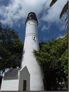 lighthouse at key west