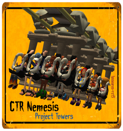 CTR Nemesis (Project Towers) lassoares-rct3