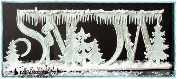 03 Christmas Decs - Snow