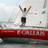 2005 Mini Transat - Finish Salvador