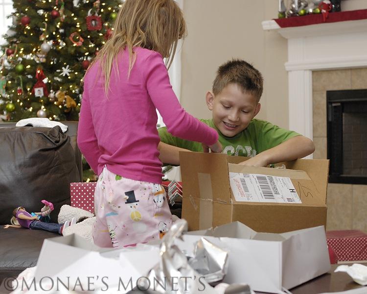 Austin opening present blog