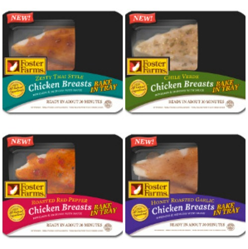 Foster Farms Oven Ready Entrees