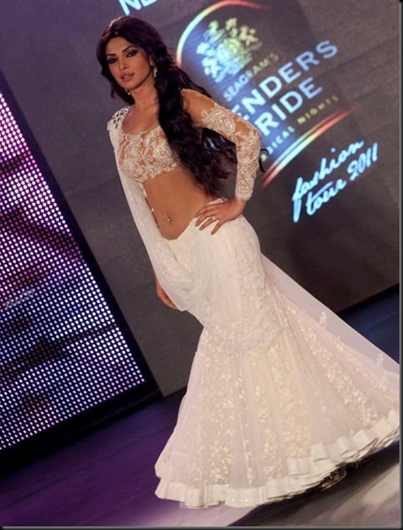 Priyanka Chopra Posed at Blenders Pride Fashion Tour  55