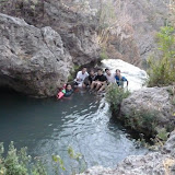 canyoning tour 12y13 Feb 2011