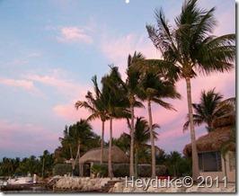2011-6-18 bluewater key rv resort sunset