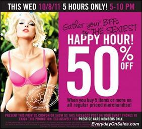 La-Senza-Happy-Hour-2011-EverydayOnSales-Warehouse-Sale-Promotion-Deal-Discount