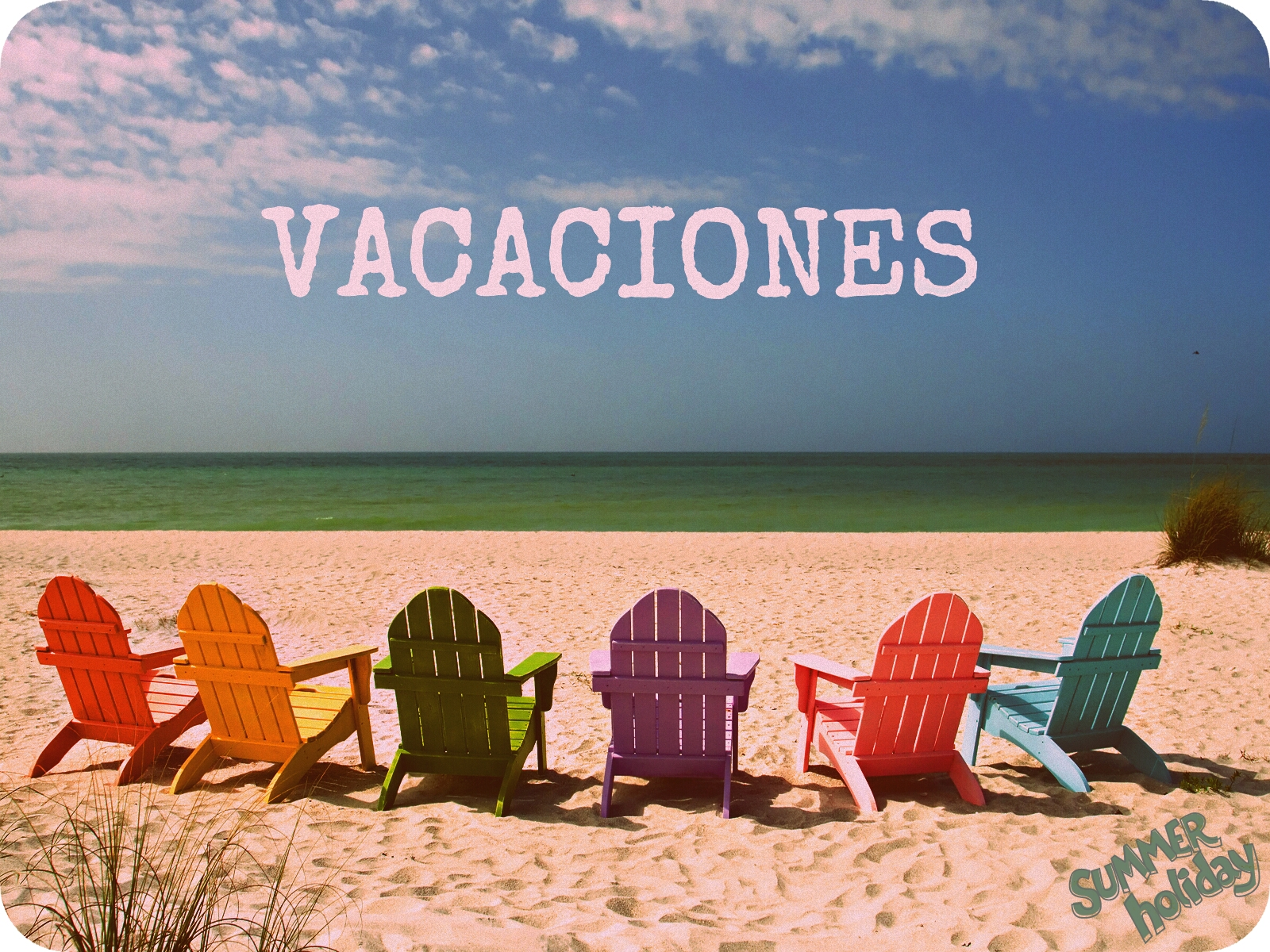 mis vacaciones Mis vacaciones en 1, 5, o 10 palabras spanish writing and drawing activity subject foreign language, spanish grade levels.
