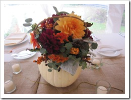 Locofloblog november 2011 if available from the growers well offer both orange and white pumpkins they will be filled with local flowers fresh and dried foliage mightylinksfo