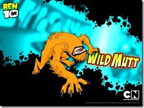 800x600-wildmutt Besta (Wildmutt)  -  Ben 10 fera  ben 10 imagens desenhos para colorir wallpaper papel de parede