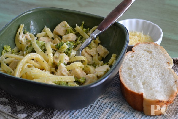 Five Star Chicken Alfredo Recipe
