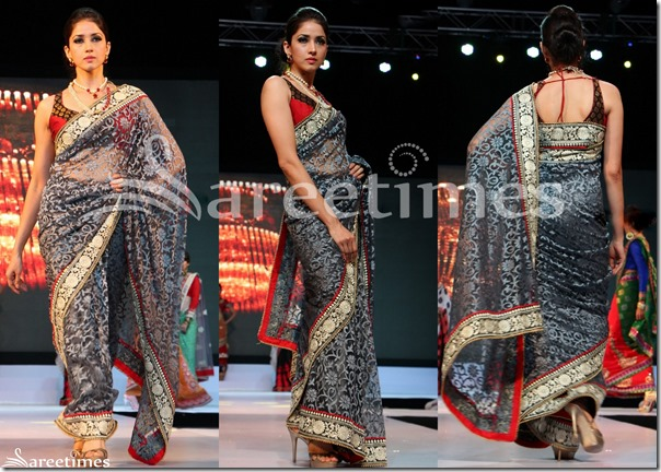 Grey_Net_Saree