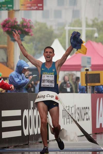 Руслан Дмитренко победитель Кубка мира
