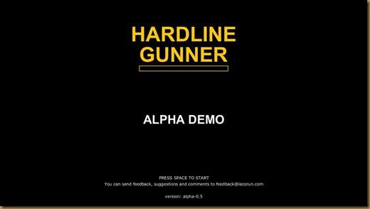HARDLINE GUNNER