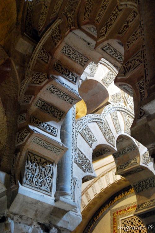 arcos tras arcos - mezquita de córdoba