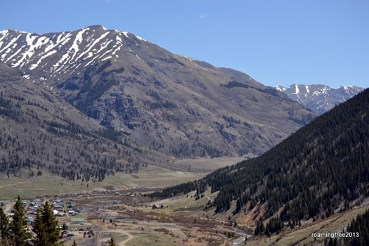 Silverton - in the valley