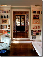 Houzz Bookshelves
